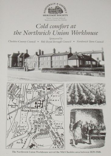 Cold Comfort at the Northwich Union Workhouse